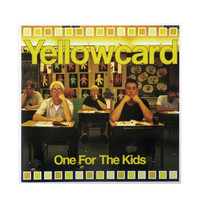 Yellowcard - One For The Kids Vinyl LP + Bonus 7""