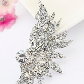 Mystical Ice Queen Earring