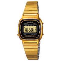Casio - Ladies' Classic Alarm Watch LA670WEGA-1EF