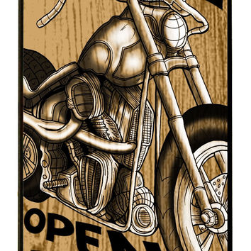 Biker's Cell Phone Cover