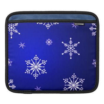 Christmas iPad Sleeves