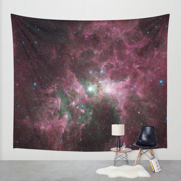 Wall Tapestry, Space Tapestry, Wall Hanging, Galaxy Stars Sky Space, Space Wall Art, Large Photo Wall Art, Modern Tapestry, Home Decor