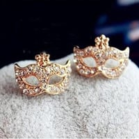 Fashion Women Stud Earrings Earrings Vintage Jewelry