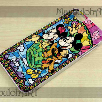 Disney, Mickey Mouse - Samsung Galaxy S3 i9300, S4 i9500 and iPhone Case 4/4S, 5/5S, 5C