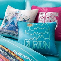 Burton Icon Pillow Covers
