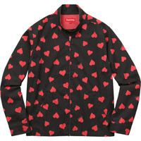 Supreme: Hearts Harrington Jacket - Black