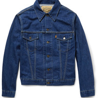 Levi's Vintage Clothing 1970s Rinsed-Denim Jacket | MR PORTER