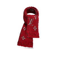 Products by Louis Vuitton: Logomania Shine Scarf