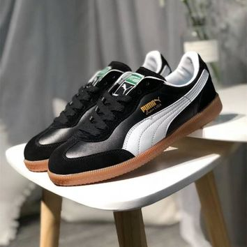 puma suede classic v2 men fashion multicolor retro plate shoes casual sneakers