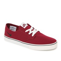 Nike SB Braata LR Canvas Shoes - Mens Shoes - Red