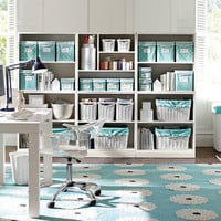 Study Room Decorating Ideas | Chic Modern