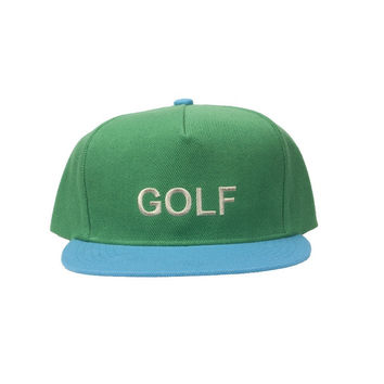 GOLF HAT KELLY GREEN – Odd Future