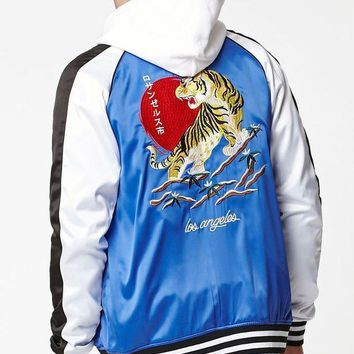 CREYONDI5 Young and Reckless Bloodline Souvenir Jacket