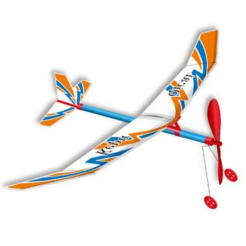 Handmade Power Glider Flying Aircraft Airplane Toys
