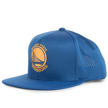 The Golden State Warriors Jersey Mesh Snapback