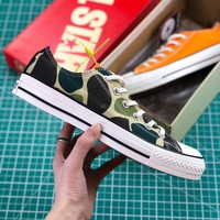 Converse 3 Panel Chuck Taylor 1970 All Star Camo Shoes - Best Online Sale
