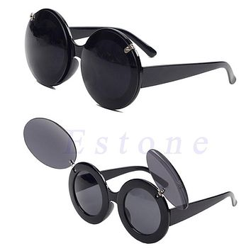 Mickey Mouse Flip Round Sunglasses