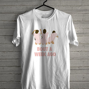 Womens shmoney dance t shirt, shmurda bout a week ago funny t shirt ootd tumblr tops