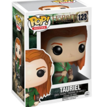 Funko The Hobbit: The Battle Of The Five Armies Pop! Tauriel Vinyl Figure