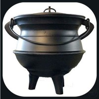 Aluminum Cauldron with Lid