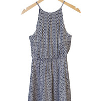 Tilly Halter Dress