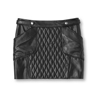 Titan Quilted Skirt