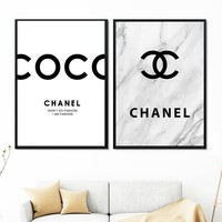 Hand Painted Quotes Wall Art Canvas Painting Nordic Posters And Prints Black White Wall Pictures For Living Room Bedroom Decor