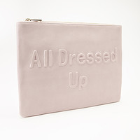 All Dressed Up Clutch