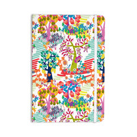 "Agnes Schugardt ""Fruit of the Earth"" Multicolor Nature Everything Notebook"