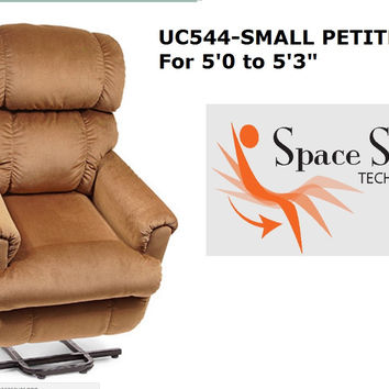 Ultracomfort Tranquility Small Space Saver Power Lift Chair, UC544-SMA