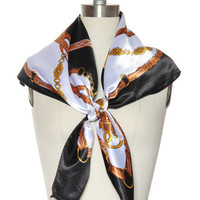 In the Chain Gang Scarf