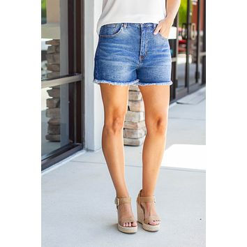 Once In A Summer Jean Short