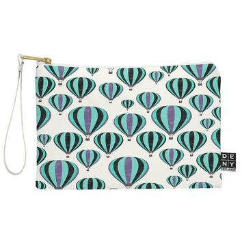 Allyson Johnson Hot Air Balloon Ride Pouch