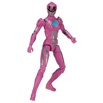Mighty Morphin Power Rangers Legacy 6.5 inch Action Figure - Pink Ranger
