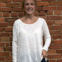 Women's Piko Long Sleeve Top