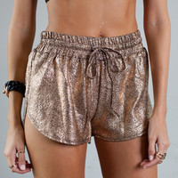 METALLICUS SHORTS