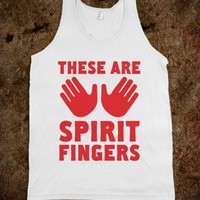 These Are Spirit Fingers - Films and Such