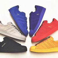 Adidas SUPERSTAR CITY SERIES Shell-top (6-color)