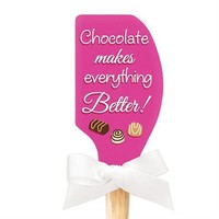 Better With Chocolate Spatula
