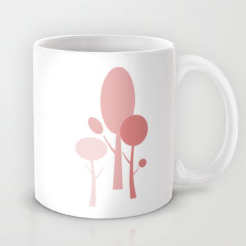 Minimalist Forest Mug by Limitation Free