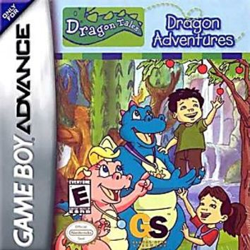 Dragon Tales Dragon Adventures Nintendo Game Boy Advance
