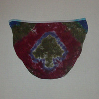 Tie Dye Mushroom Panties - Any Size & Color Combination Available