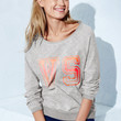 Slouchy Pullover - Fleece - Victoria's Secret