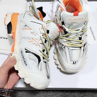 Balenciaga mens Fashion 2020 New Embroidery Low Top Boots Casual Sneaker Running sport Shoes   Basketball Run Away good Quality US7 US8 US 9 US 10