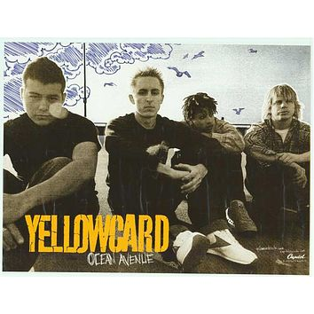 Yellowcard 11x17 Movie Poster