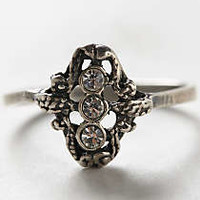 Vintage Tower Ring