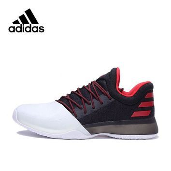 New Arrival Authentic Adidas Harden Vol.1 Men's Breathable Basketball Shoes Sports Sneakers Non-slip sport shoes