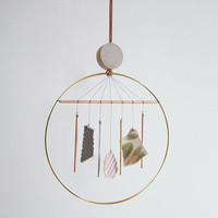 Aura Single Ring Chime — Woonwinkel