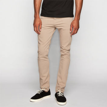 Levi's 510 Mens Skinny Pants True Chino  In Sizes