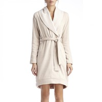 Blanche Fleece Lined Robe
